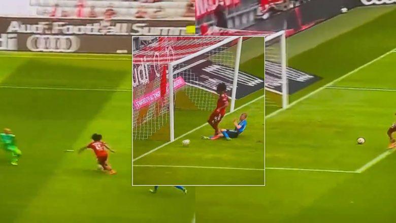 Bëhet viral huqja që konsiderohet si e vitit deri më tani: Zirkzze i Bayernit nuk shënon në portën e zbrazët