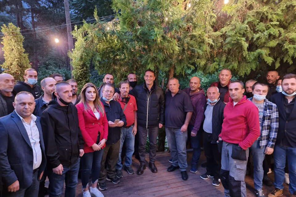 Haradinaj në Tasligje të Prishtinës: Probleme të mëdha që duhet trajtuar me urgjencë
