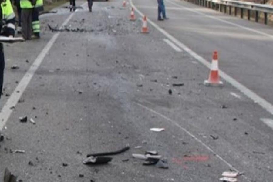 Aksident në magjistralen Prishtinë-Podujevë, katër të lënduar